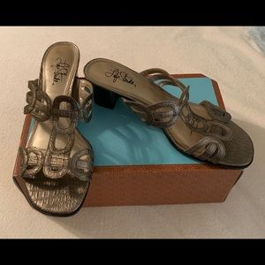 Cute gently worn sandals